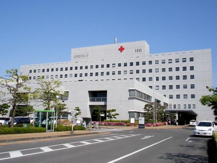病院 総合病院岡山赤十字病院