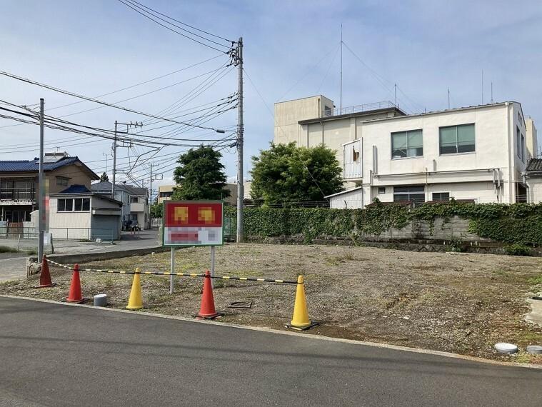 現況写真 大雄山線「井細田」駅より徒歩約10分の立地