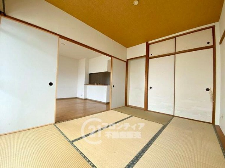 和室 客間や家事スペースなど用途多彩