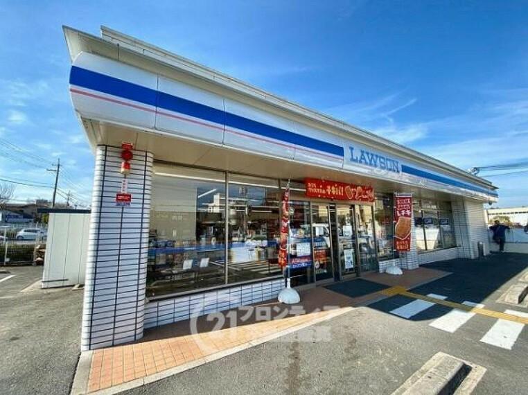 コンビニ ローソン 奈良押熊町店