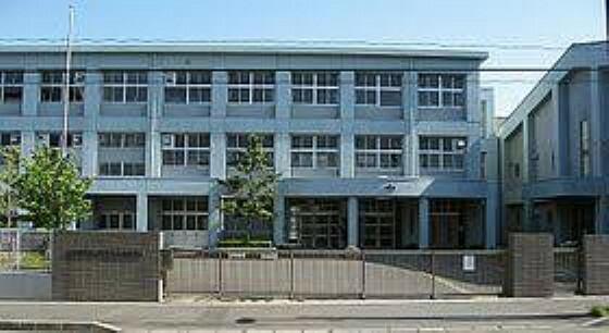 中学校 【中学校】清水第三中学校まで445m