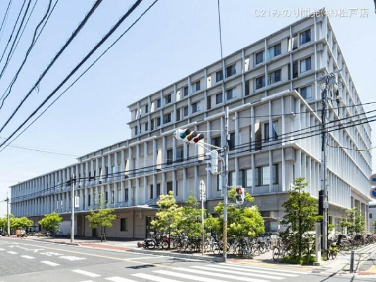 病院 東京ベイ浦安市川医療センター