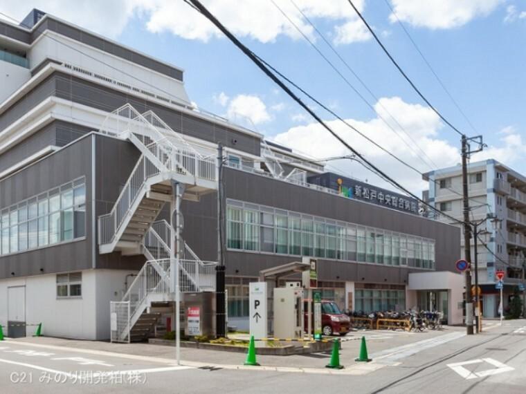病院 新松戸中央総合病院