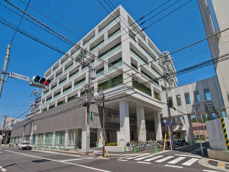 病院 医療法人財団明理会新松戸中央総合病院