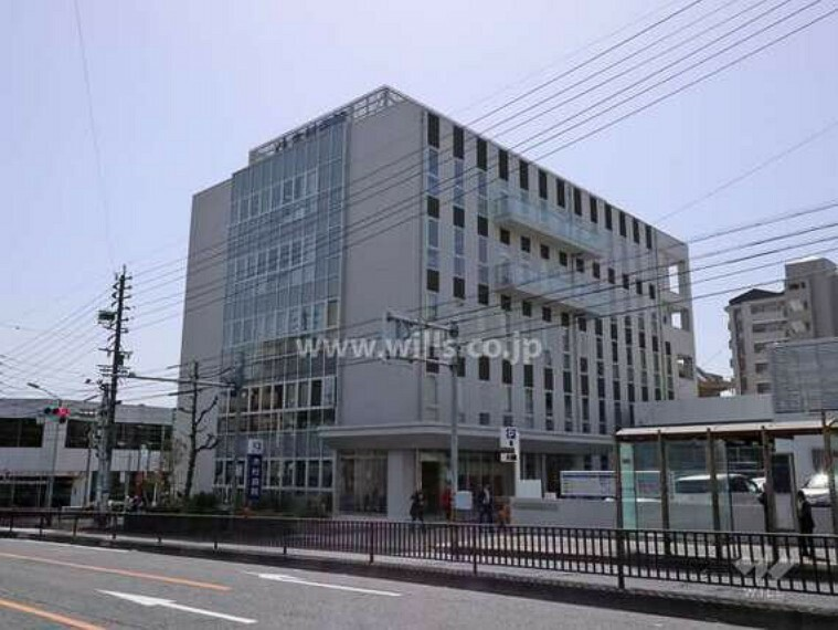 病院 木村病院の外観