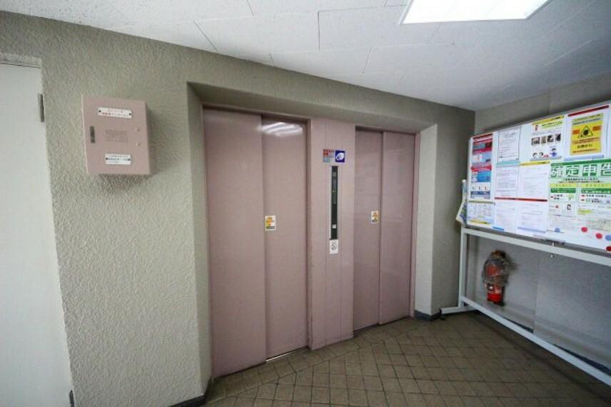 ~エレベーター付きです~