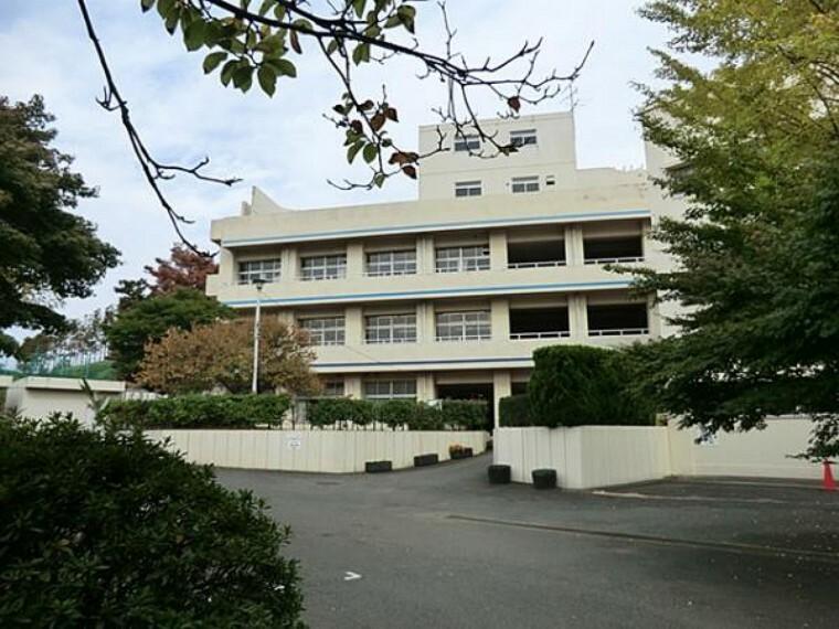 小学校 横浜市立浜小学校800m