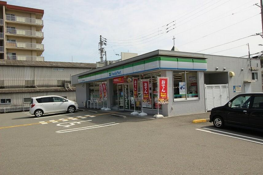 コンビニ 【コンビニエンスストア】ファミリーマート高知一宮東店まで512m