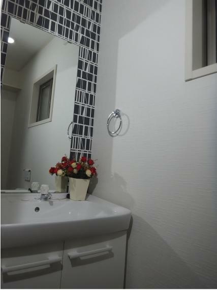 洗面化粧台 2階トイレ洗面台