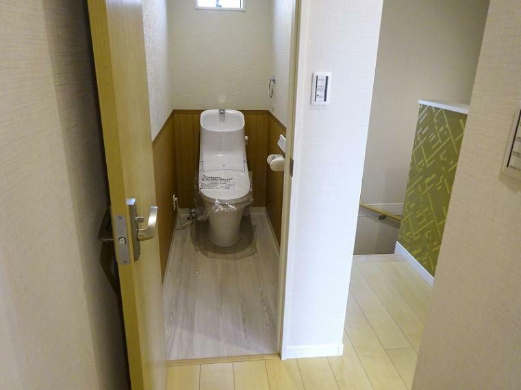 トイレ 2階トイレ