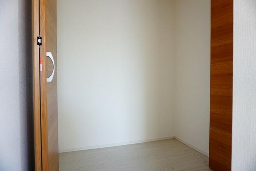 収納 2階廊下収納です。