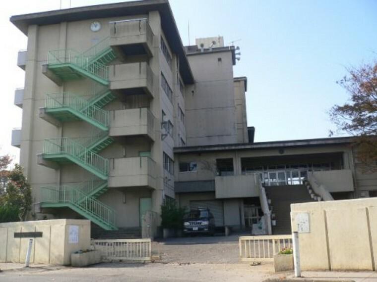 中学校 【中学校】越谷市立武蔵野中学校まで933m