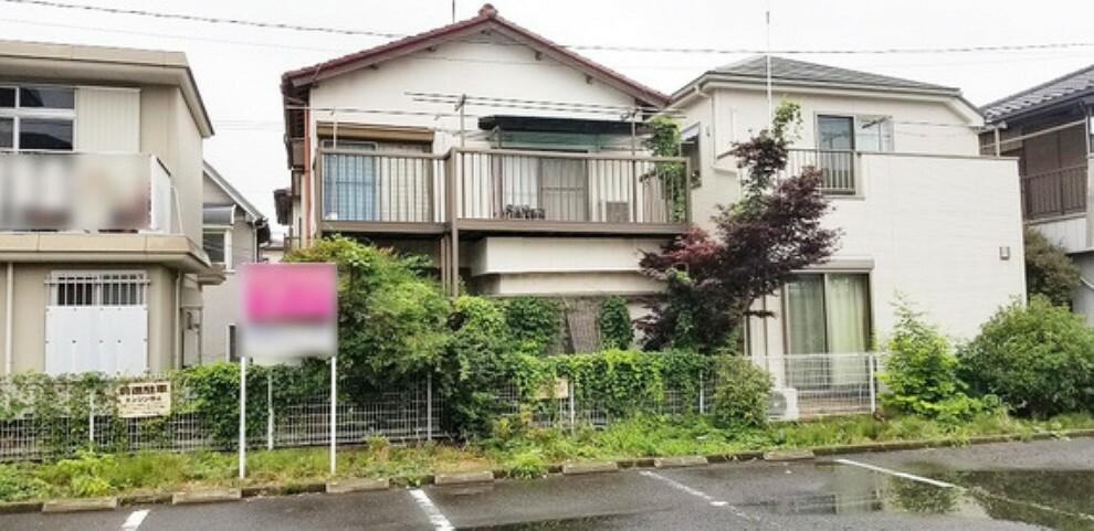 外観写真 オーナーチェンジ物件!表面利回り7.2%。北松戸駅徒歩12分の立地。買物施設が隣接しています。