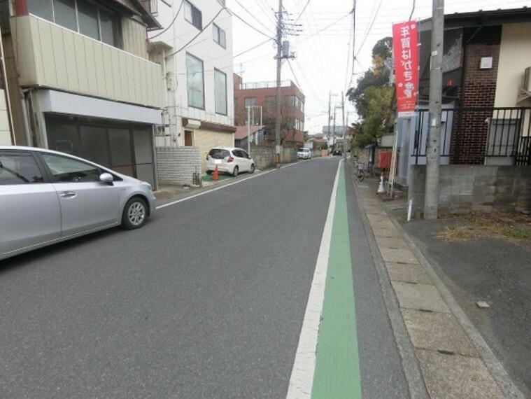 現況写真 東武鉄道日光線「幸手」駅徒歩約7分の立地です。