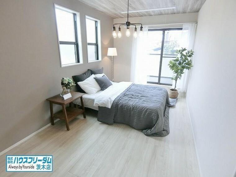 寝室 寝室