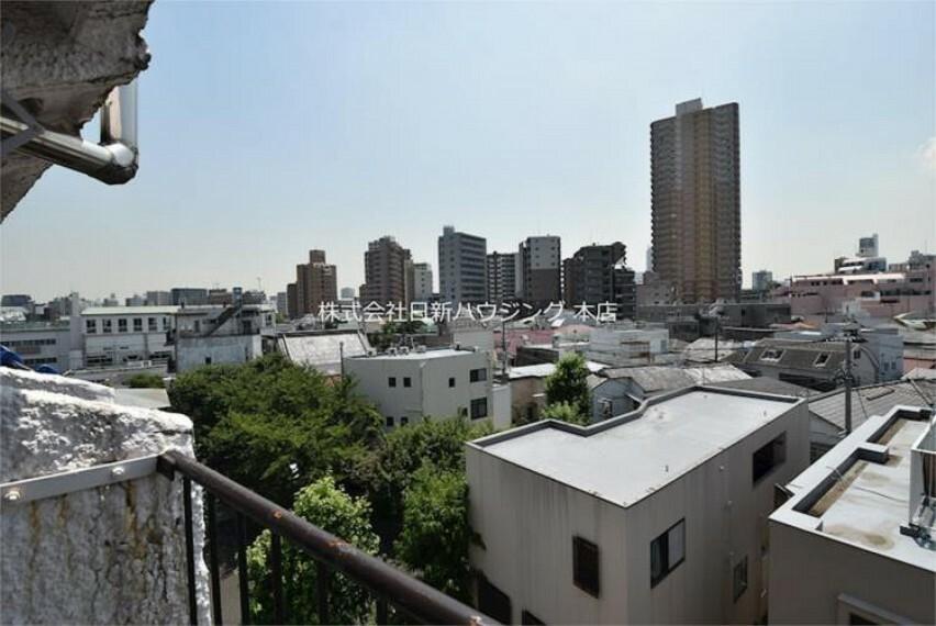 現況写真 バルコニーからの眺望