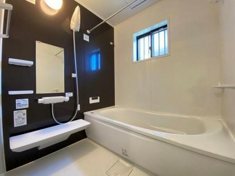 浴室 一日の疲れを癒してくれるバスルーム!