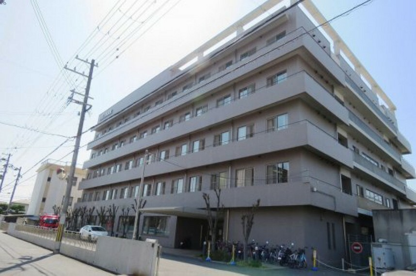病院 【総合病院】寺田萬寿病院まで1240m