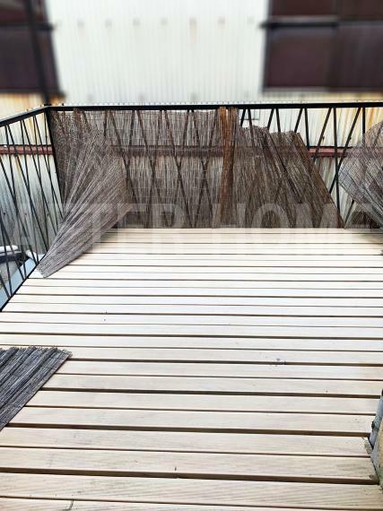 バルコニー 2階ベランダ
