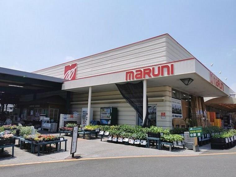 ホームセンター 【ホームセンター】ホームセンターマルニ朝倉店まで463m