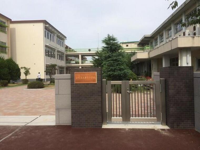 小学校 倉敷市立万寿小学校