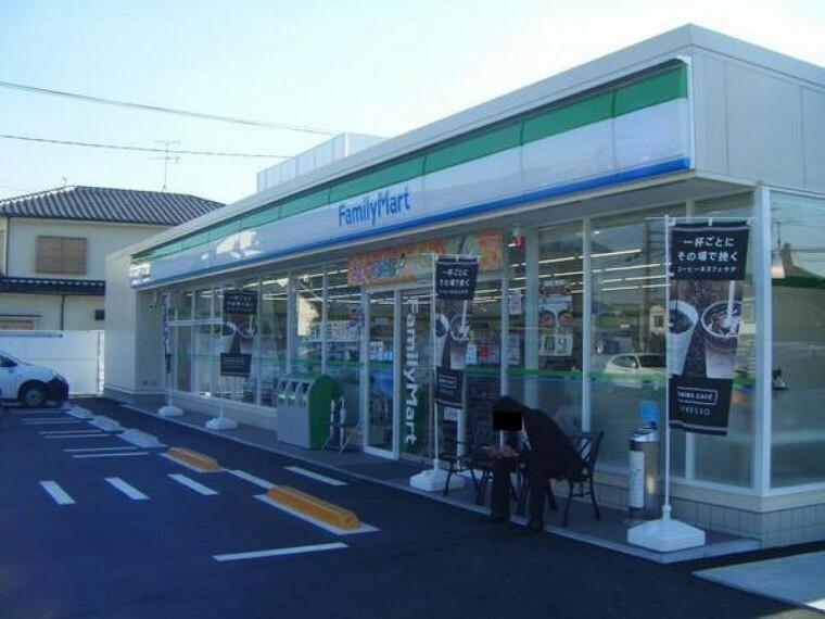 コンビニ ファミリーマート倉敷浜ノ茶屋店