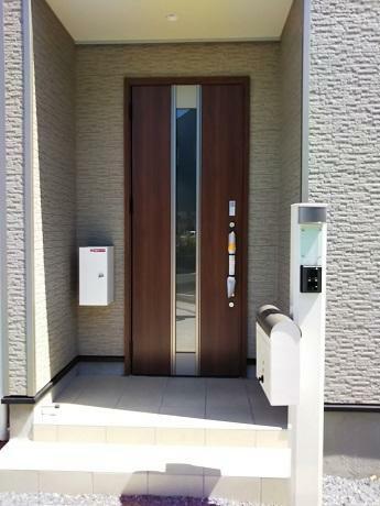 玄関 玄関・ポスト・宅配ボックス