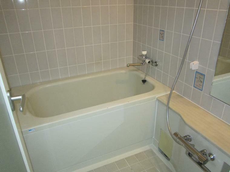 浴室 ●1418サイズの浴室!