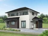 栃木市都賀町合戦場 D号棟ファイブイズホームの新築物件