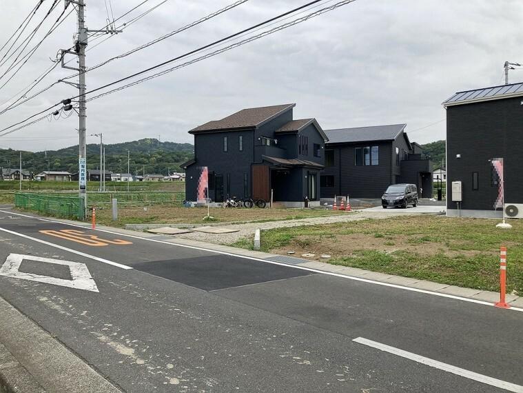 現況写真 足柄上郡大井町金子の土地のご紹介