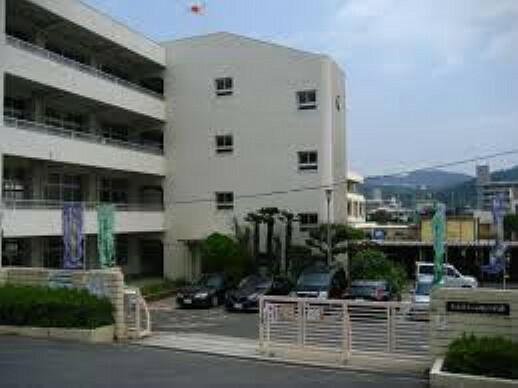 小学校 広島市立八幡小学校