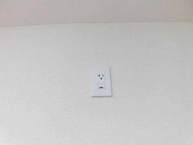 エアコン専用回路をない箇所に設置します。エアコンはのご利用はほとんどの方がされるので、専用回路の工事は必要ですね。