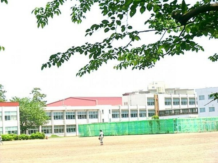 中学校 綾瀬市立綾北中学校 1820m