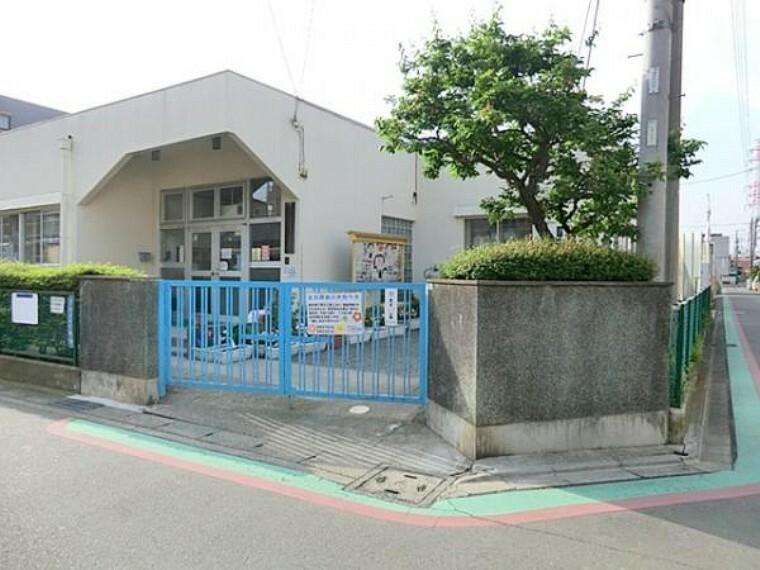 幼稚園・保育園 綾瀬市立大上保育園 780m