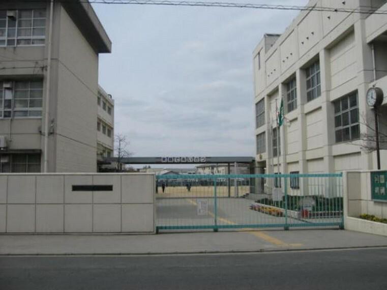 中学校 【中学校】寝屋川市立第二中学校まで1155m