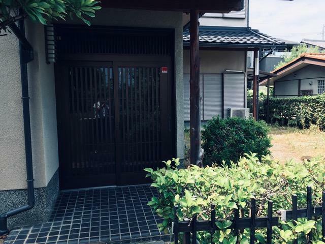 外観写真 玄関
