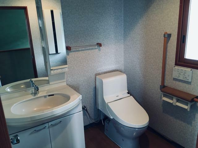 トイレ 2階 トイレ