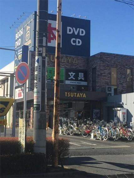 ショッピングセンター TSUTAYA 鶴ヶ島店