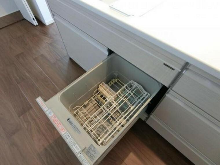 キッチン 食器洗い乾燥機つき!