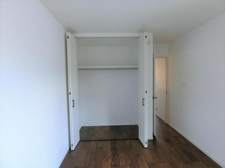 収納 各居室に収納