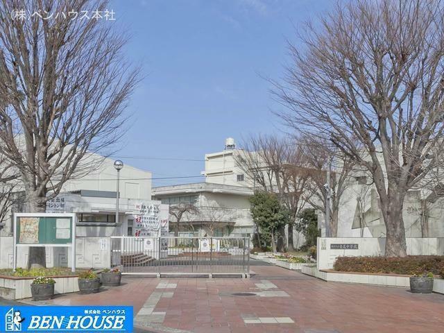 中学校 横浜市立寺尾中学校 距離1720m
