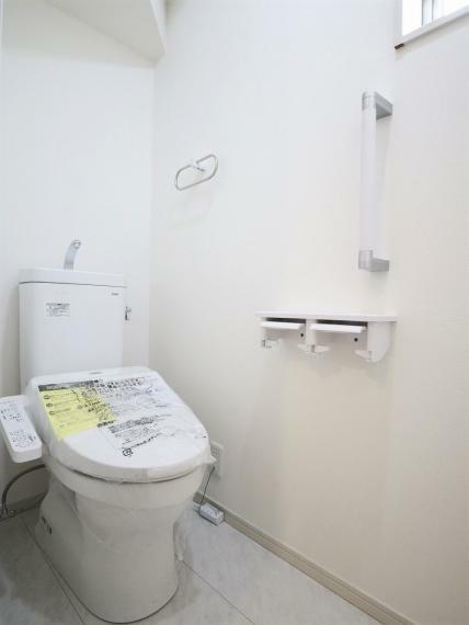 トイレ 【1号棟】洗浄便座(1F・2F)