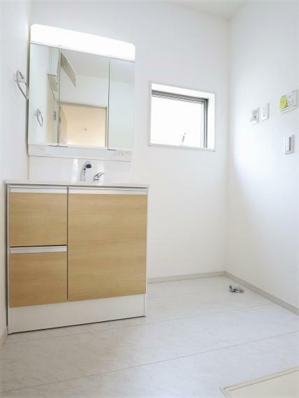 洗面化粧台 【1号棟】洗面台