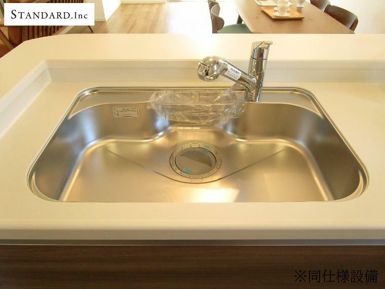 同仕様写真(内観) 【同仕様設備】浄水器付キッチン