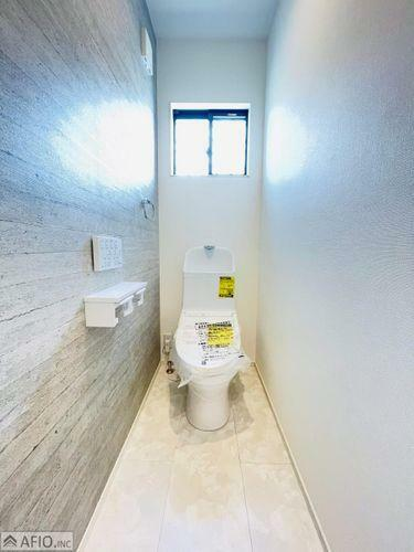 トイレ 清潔な洗浄機能付き温水シャワートイレ