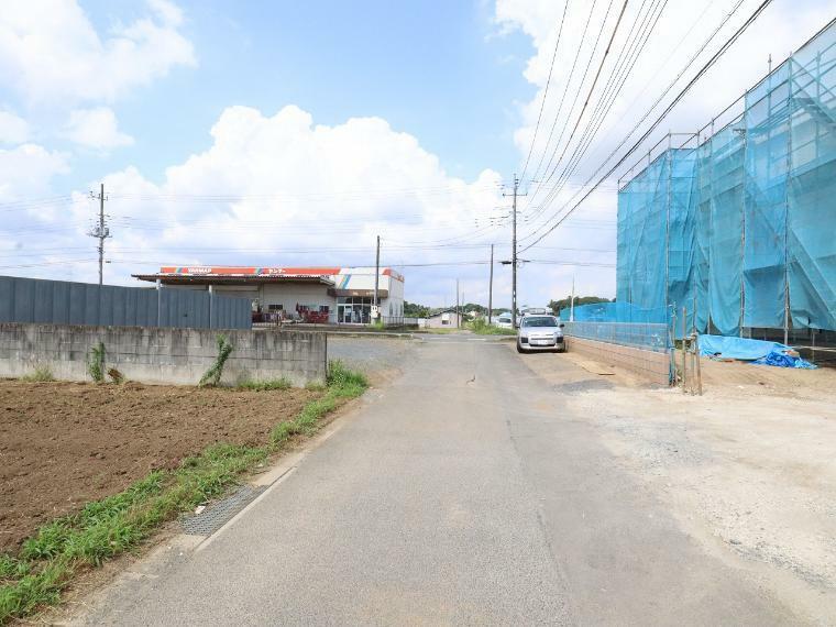 現況写真 【前面道路】西側幅員約6.0m公道
