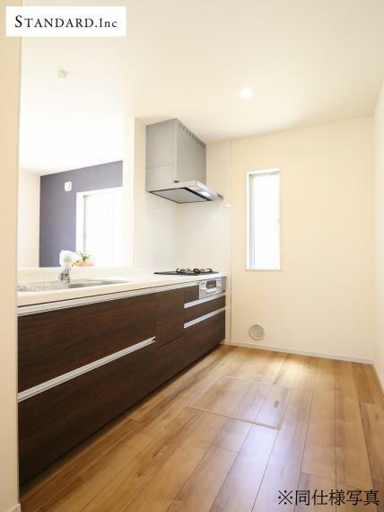 キッチン 【同仕様写真】システムキッチン・浄水器付きキッチン・床下収納