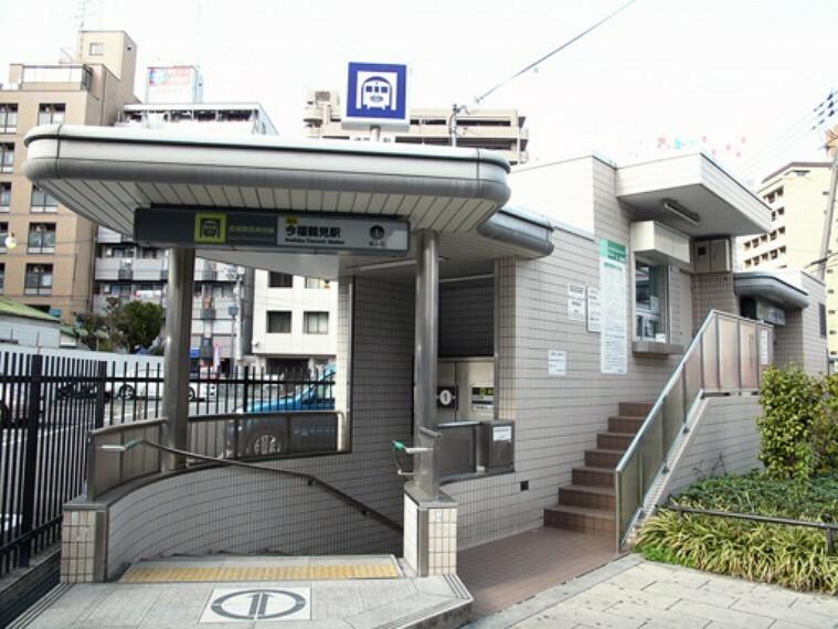 長堀鶴見緑地線「今福鶴見駅」