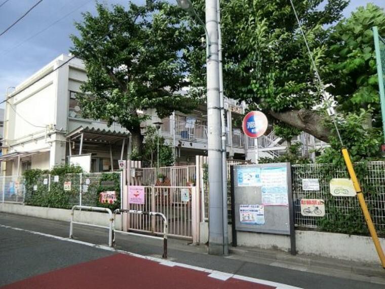 幼稚園・保育園 【保育園】荏原西保育園まで237m