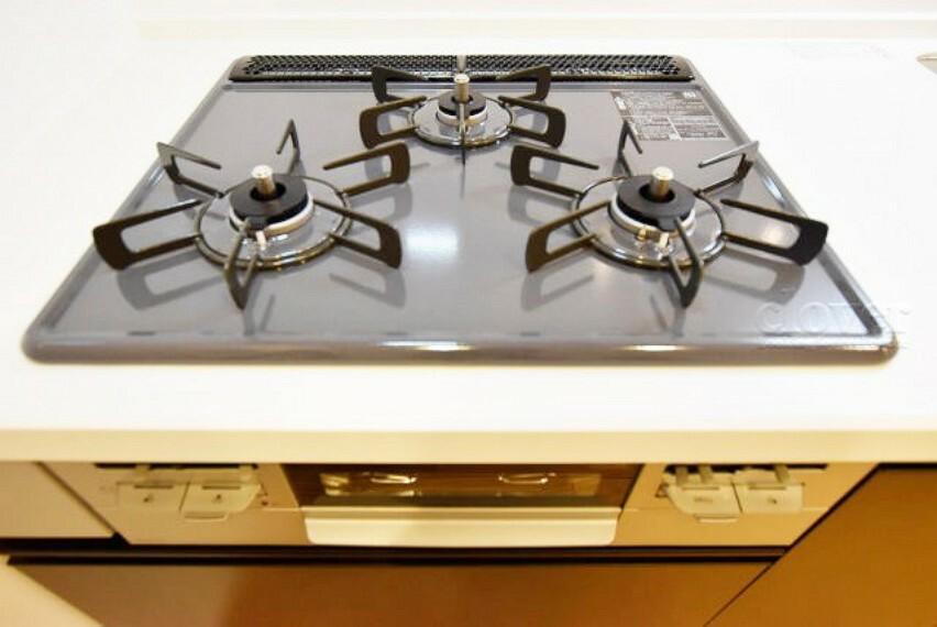 キッチン コンロ 魚焼きグリル